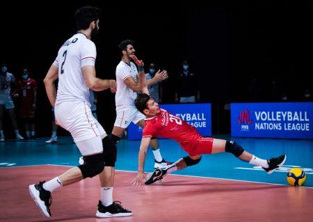 لیگ ملت های والیبال | ایران 2-3 استرالیا؛ عجیب اما واقعی!